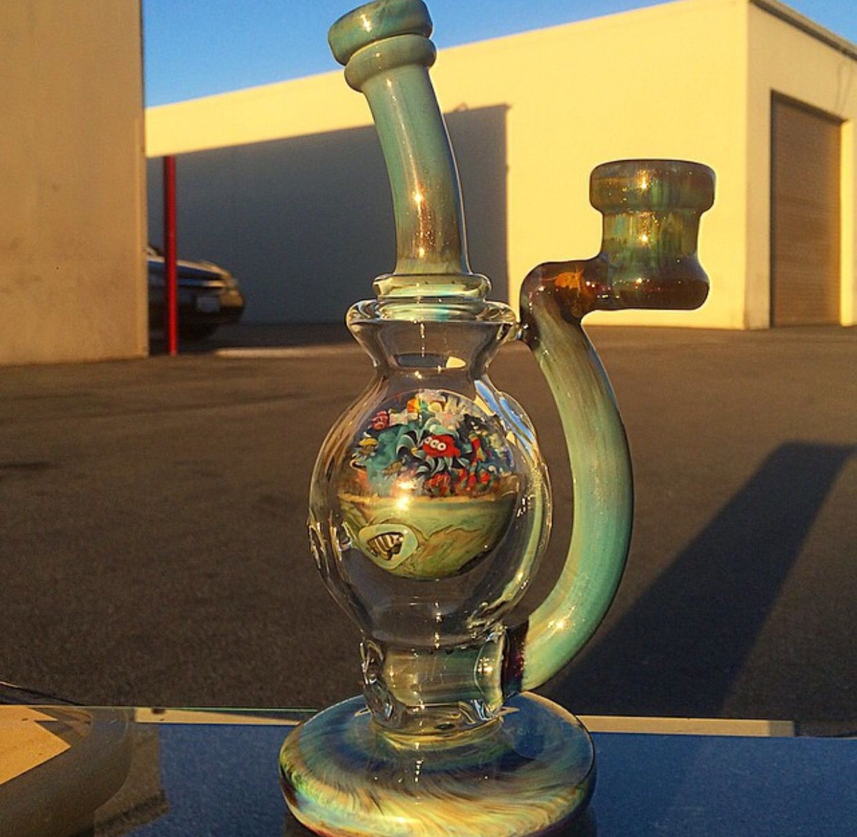 Cory Williamson Glass Ball Rig Oil   Heady Glass in 2019   Glass