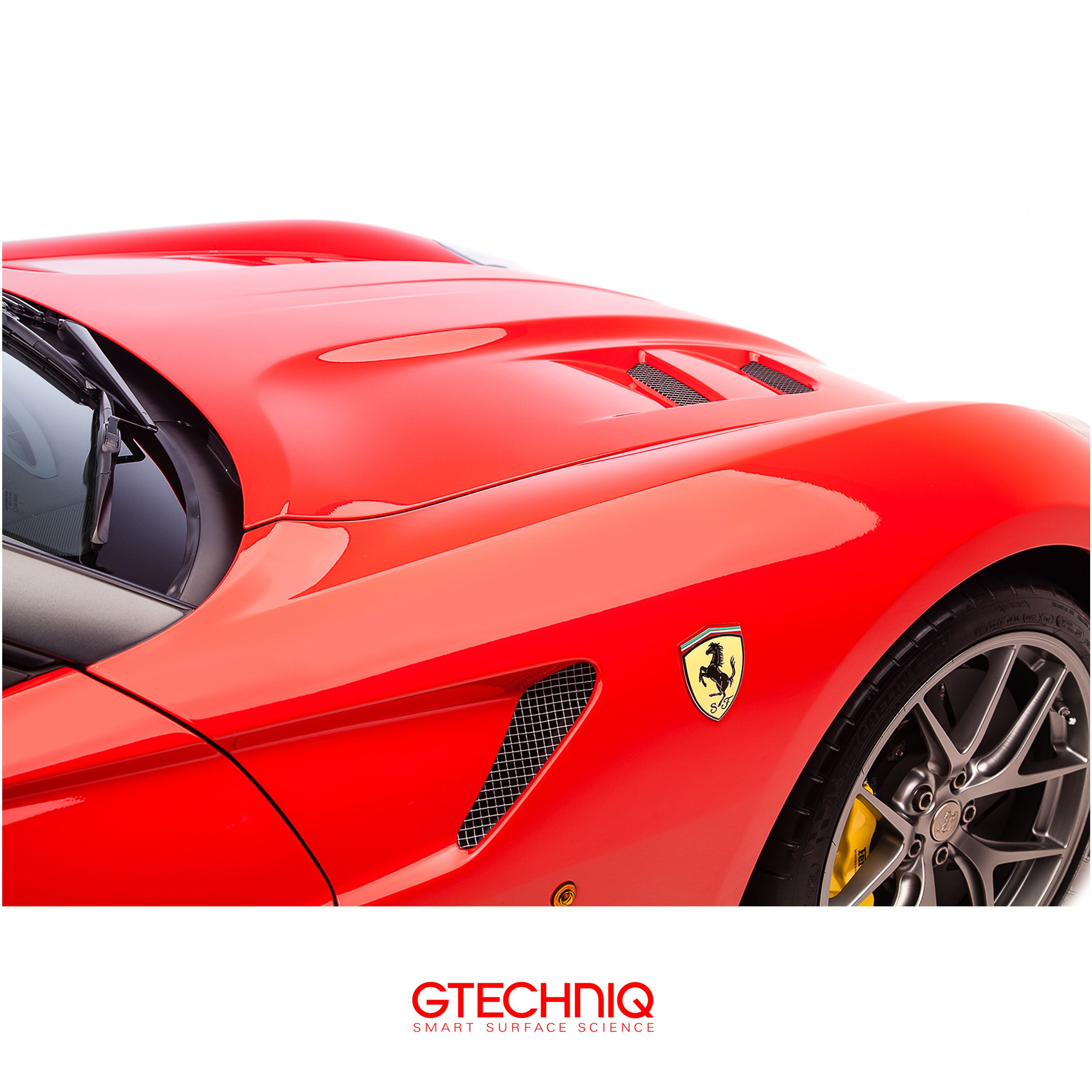 Ferrari 599 Protected By #Gtechniq. Protection Applied By