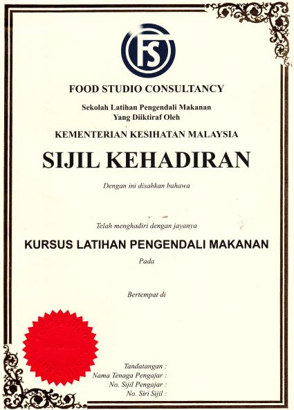 Kursus Pengendalian Makanan Small Bedroom Designs Modern Kitchen Design Kitchen Design