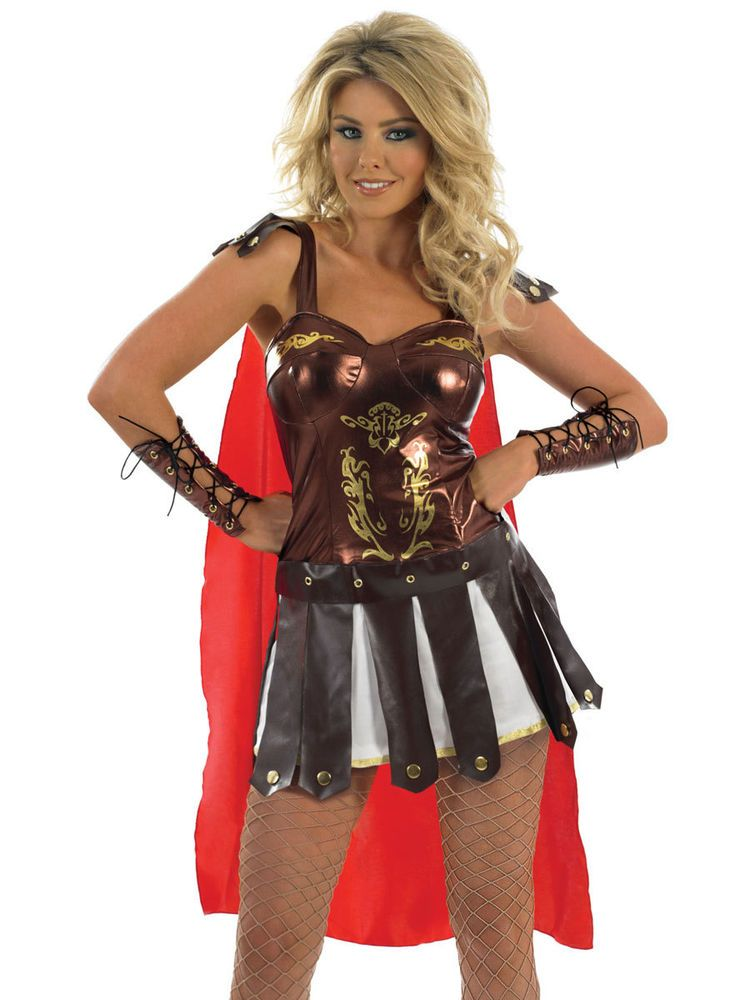 SALE REDUCED Women Ladies Gladiator Spartan Girl Hen Night Fancy Dress Costume  sc 1 st  Pinterest & REDUCED Women Ladies Gladiator Spartan Girl Hen Night Fancy Dress ...