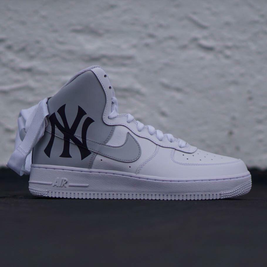 """Nike Air Force 1 High """"Yankee's"""