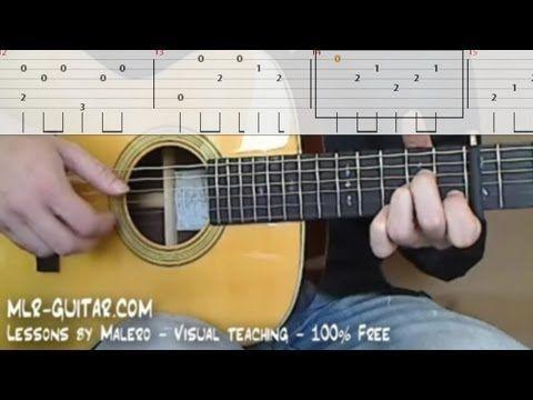 Hotel California Guitar Tab Youtube Music Guitar
