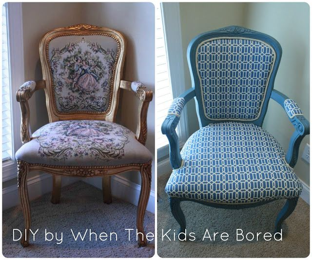 When The Kids Are Bored Homemade Home Decor Furniture Renovation Furniture Makeover