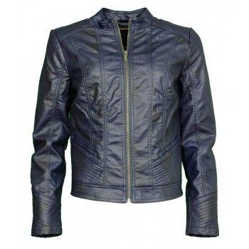 soyaconcept jasje in navy kleur