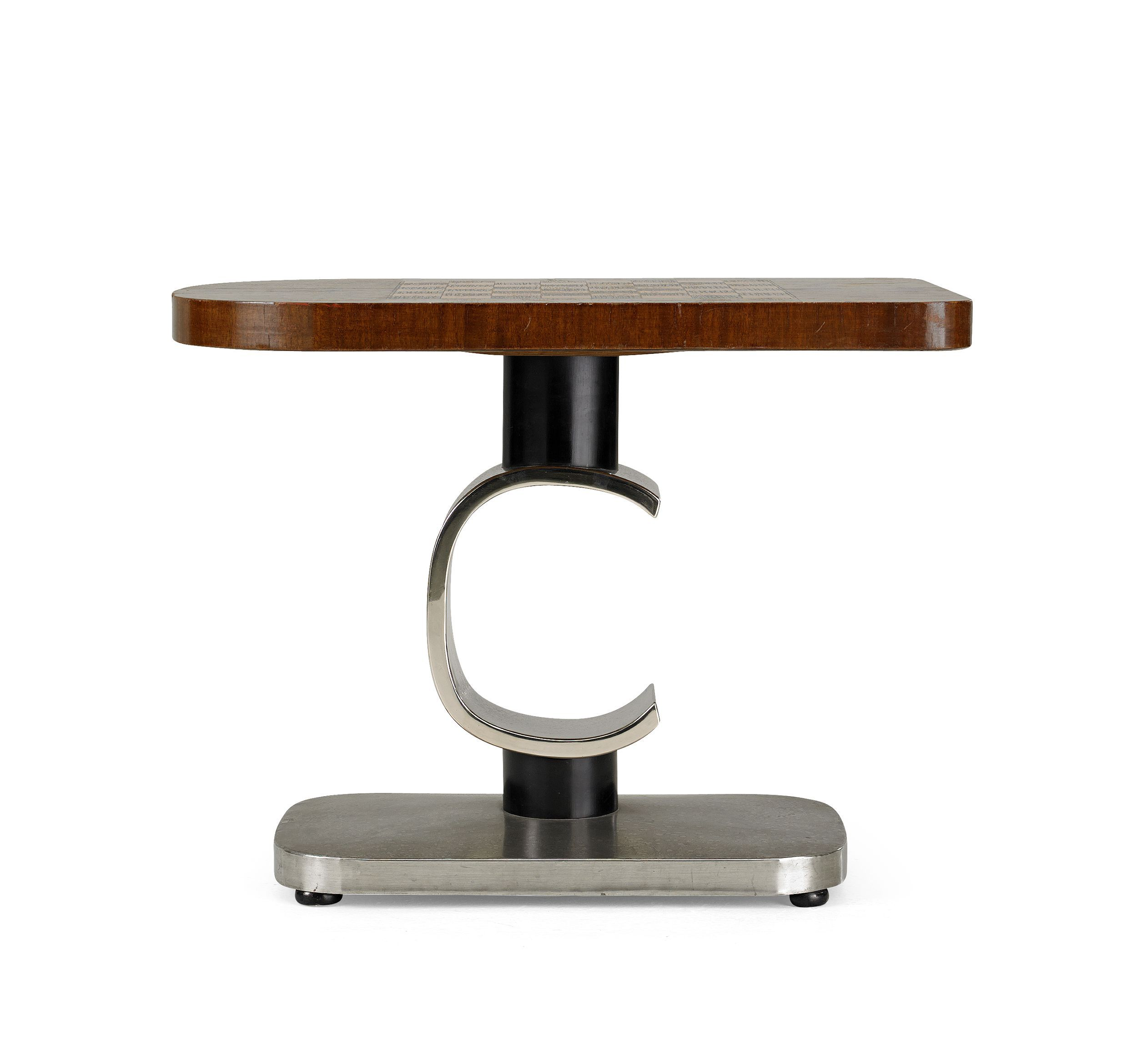 Miraculous Gunnar Sveger Side Table Sweden 1930 40S Z Tables Download Free Architecture Designs Lukepmadebymaigaardcom
