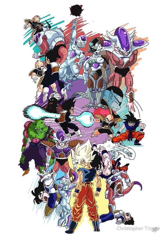 Dragon Ball Super Dragon Ball Artwork Anime Dragon Ball Dragon Ball Art