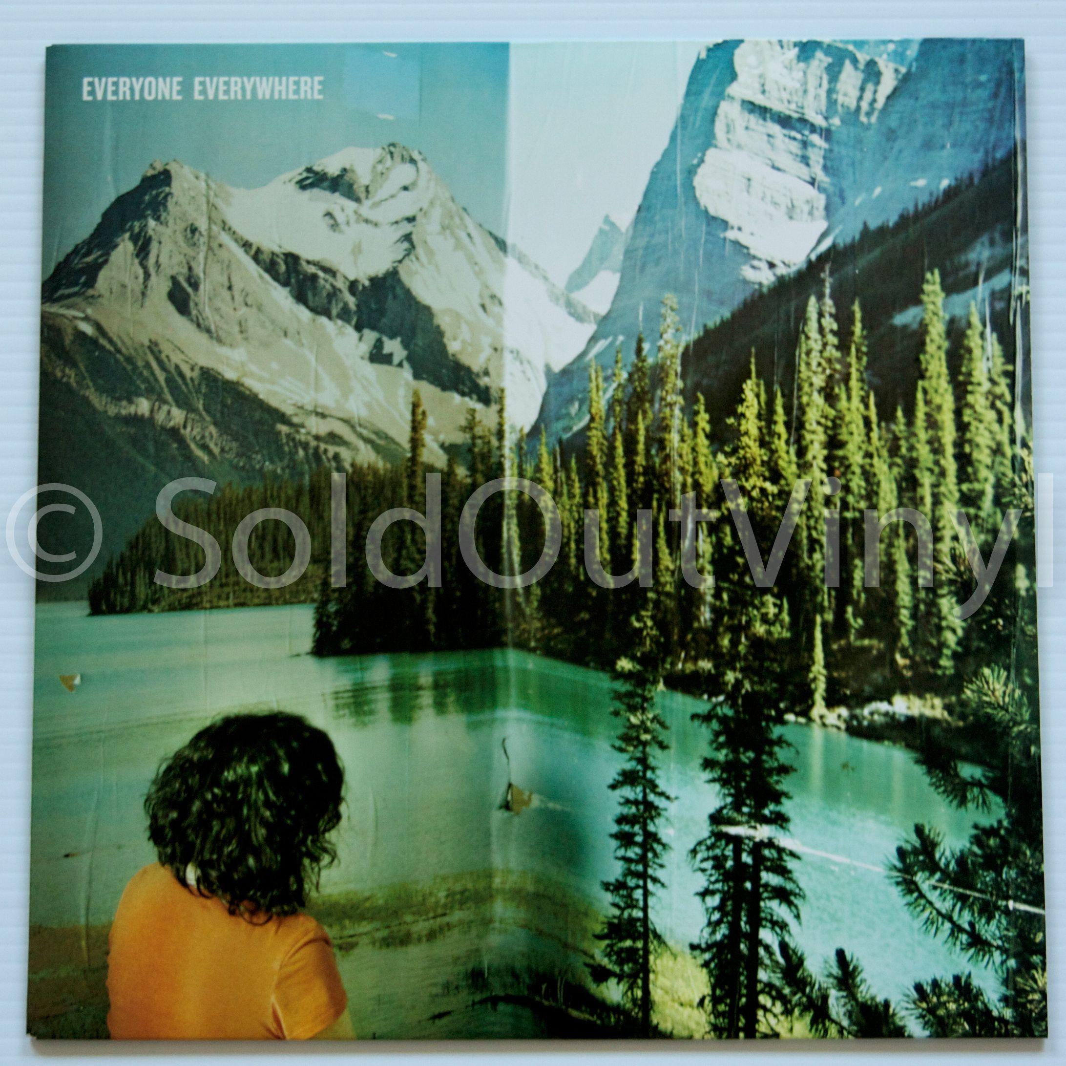 Everyone Everywhere Self Titled Vinyl Lp Soldoutvinyl Vinyl Top 10 Albums Album