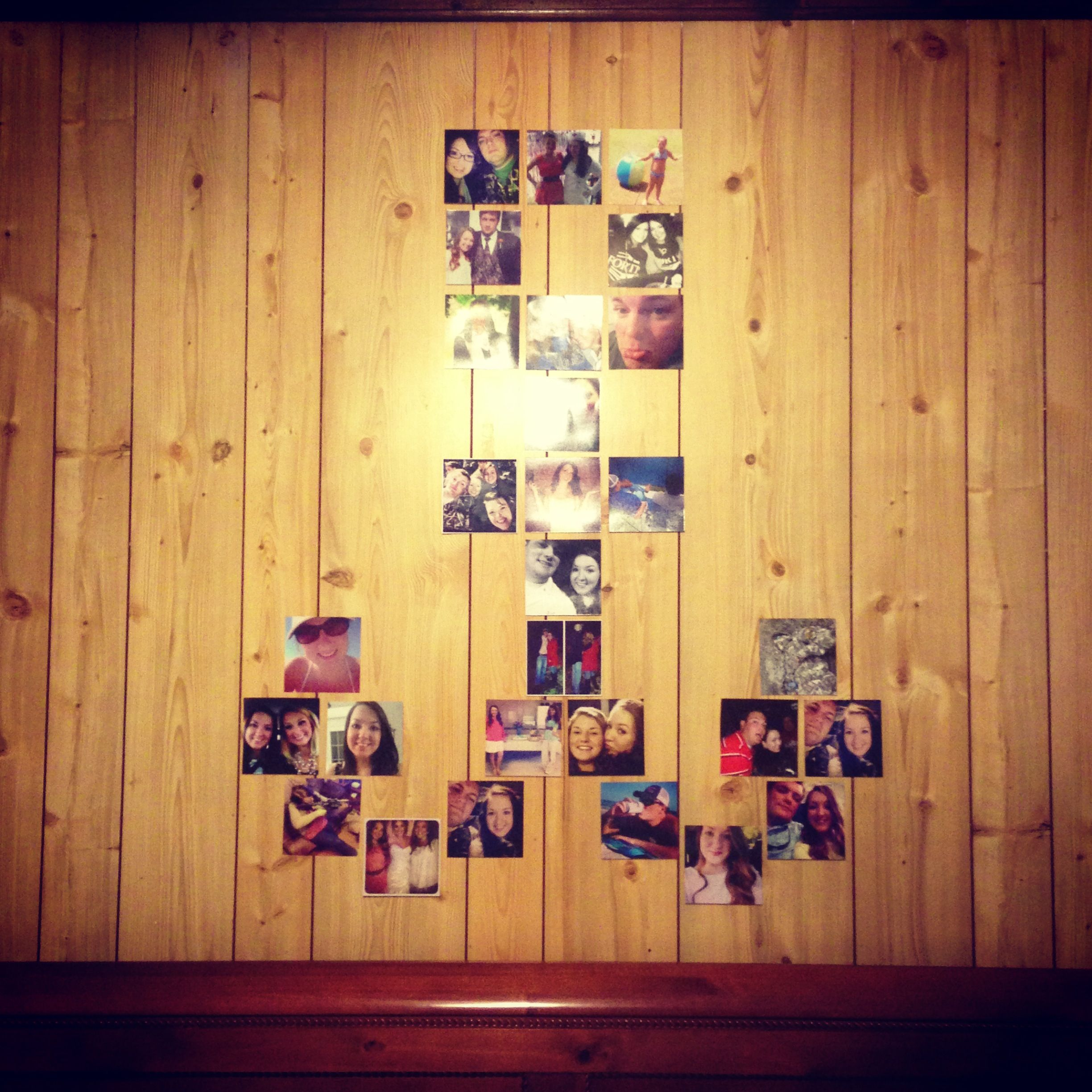 Anchor photo collage!! | My collection.. | Pinterest | Room decor ...