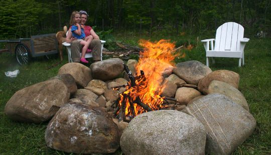 Photo of fire pit                                                                        …