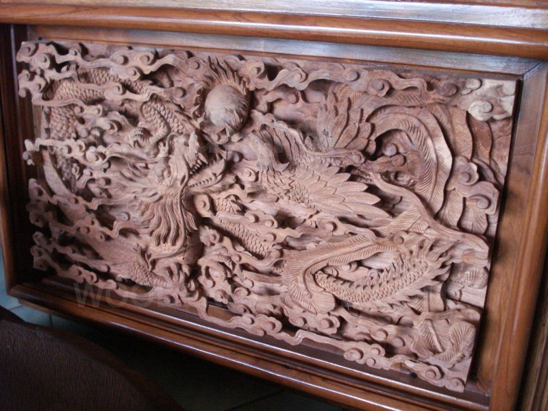 wood carving furniture -  Wood carvings and everything else