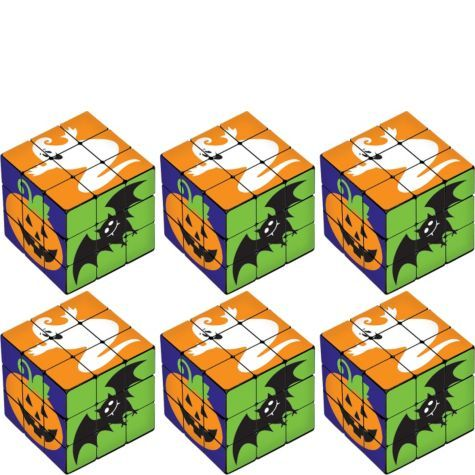 Halloween Puzzle Cube - Party City Canada Halloween Pinterest - party city store costumes