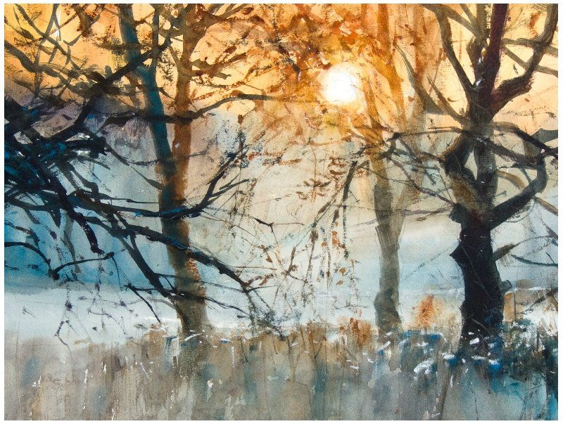 Michal Jasiewicz Watercolor Jd Art Watercolor In 2019