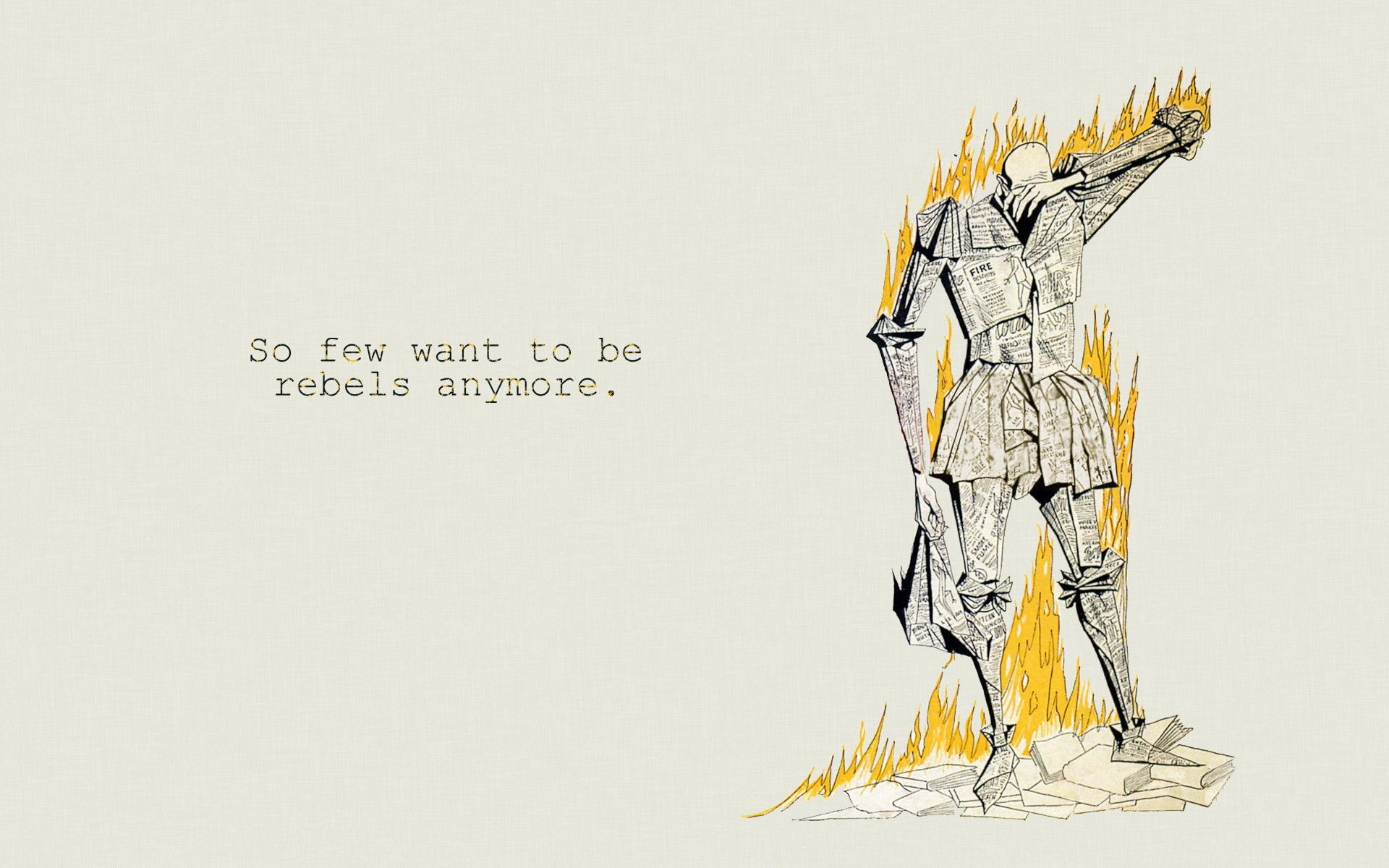 Fahrenheit 451 Quotes Fahrenheit 4511920X1200  Quotable Quotes Poem And Truths