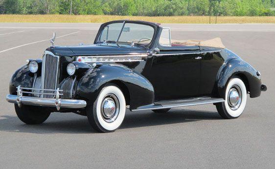 1940 Packard 110 - Convertible | Classic Driver Market