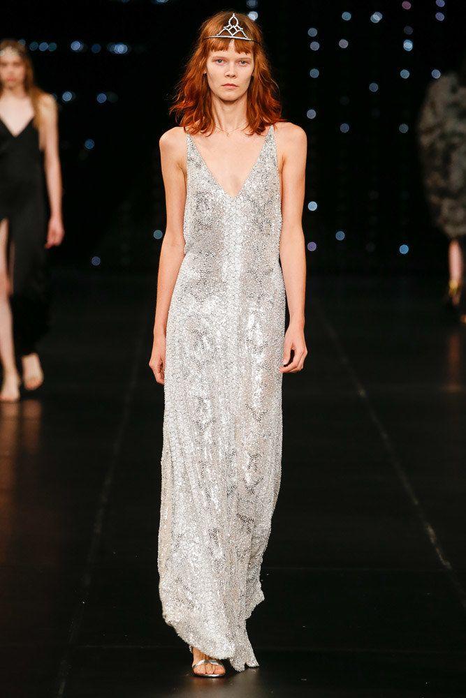 Saint Laurent Spring 2016 Ready-to-Wear Fashion Show | Fashion ...