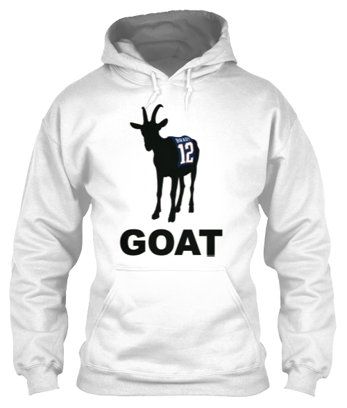 Greatest Of All Time Hoodie