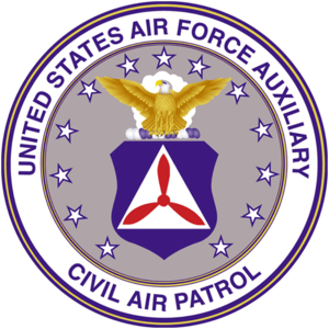 Emblem for Cake Civil air patrol, Air force patches