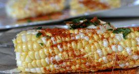 a flavorful twist on corn