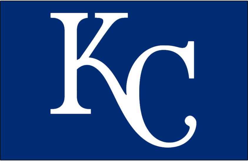 Kansas City Royals Cap Logo Kansas City Royals Baseball Kansas City Royal Logo