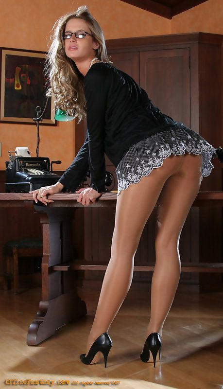 Think, Naughty girls at the office cleared