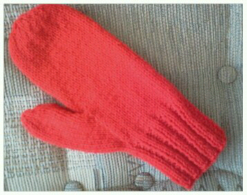 Free Knitting Pattern No.7: Two Needle Mittens | Knitting ...