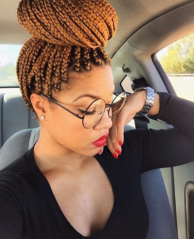 hairspiration love these boxbraids on misscarradine