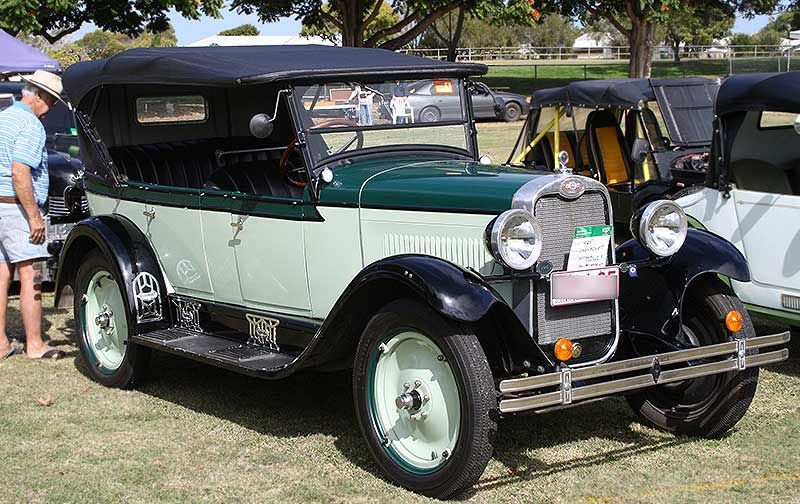 1928 Chevrolet National Tourer Now Living In Queensland Antique Cars Dream Cars Chevrolet