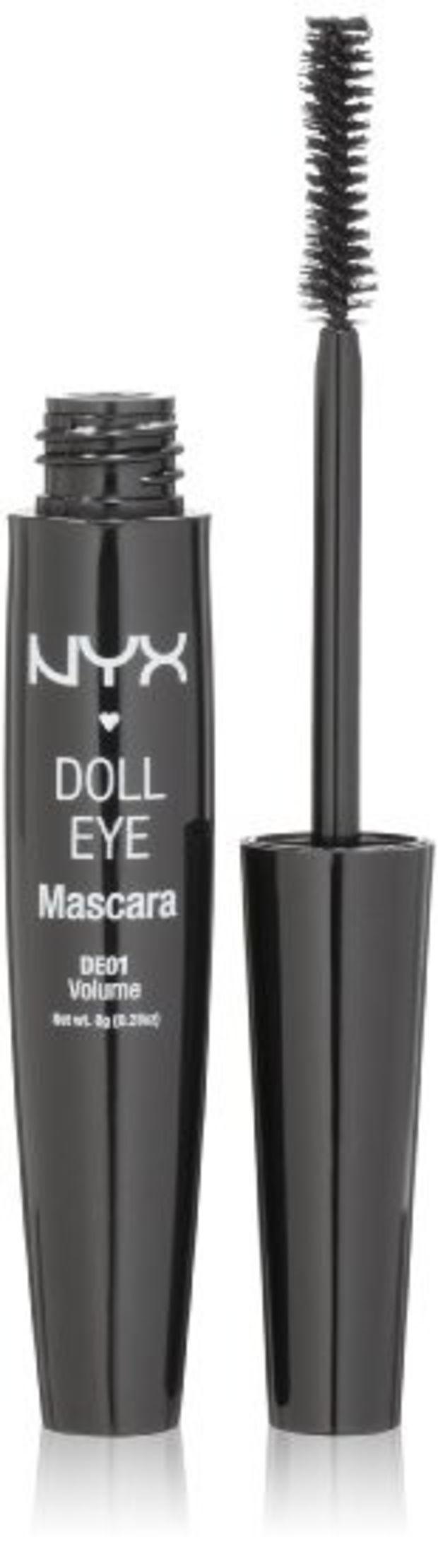 c803b3f07df NYX - Doll Eye Mascara Long Lash - DE01 | Makeup | Nyx doll eye ...