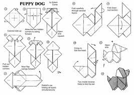 simple dog origami diagrams http www ikuzoorigami com simple dog rh pinterest com origami dog diagram origami dog instructions easy