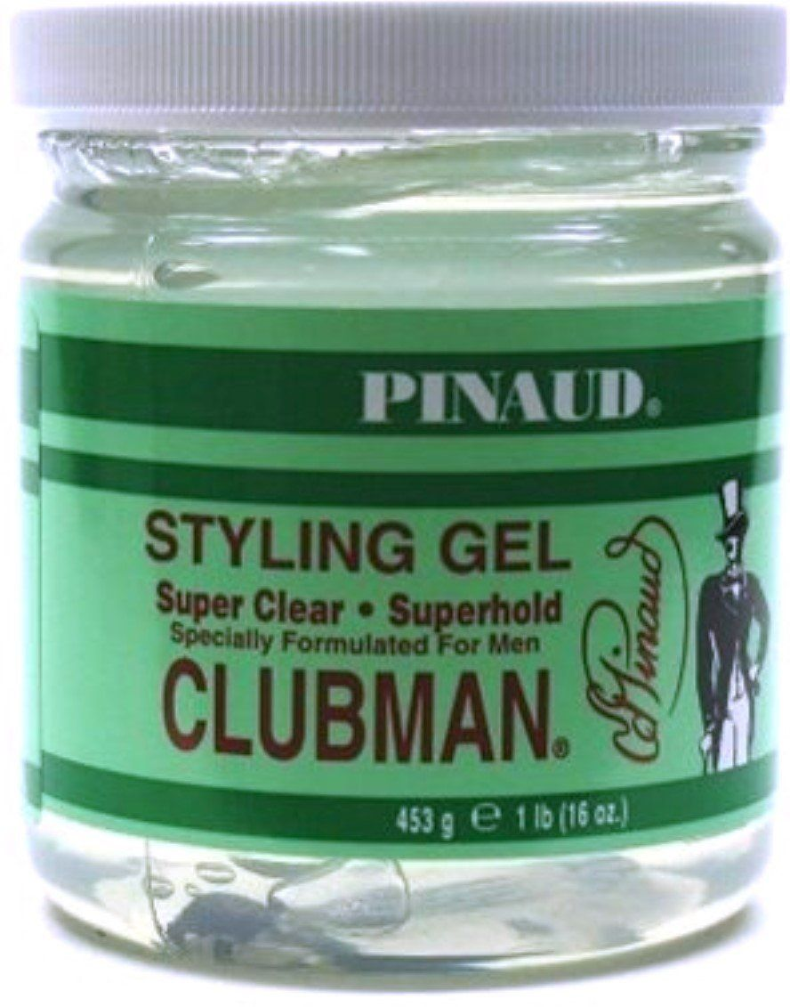 Clubman Pinaud Super Clear Styling Gel Super Hold 16 Oz Pack Of 5 This Is An Amazon Affiliate Link Want Additional Info Click On T Hair Gel Hair Tools All In One