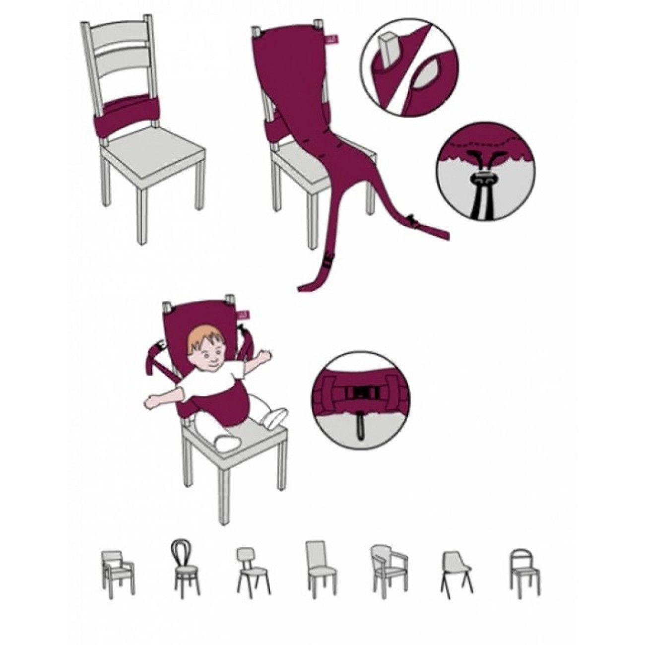 Как сшить дорожный детский стульчик фото 609