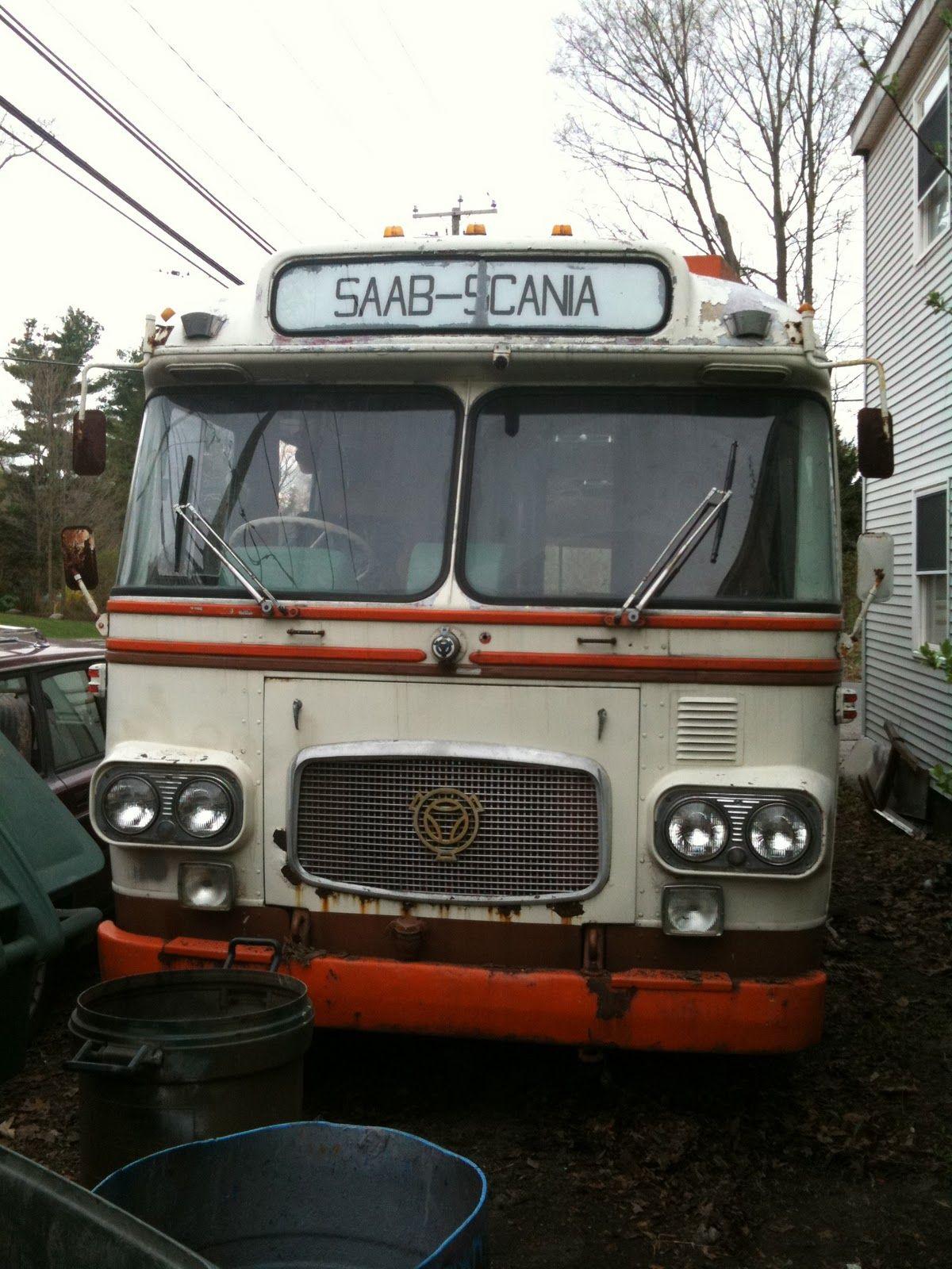 Scania CF76 Commercial vehicle, Bus, Vintage trucks
