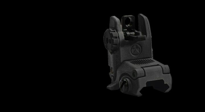Magpul - MBUS Rear sight