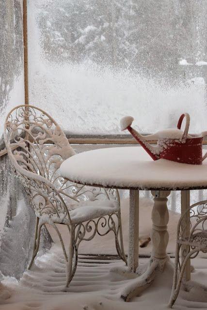 Country veranda