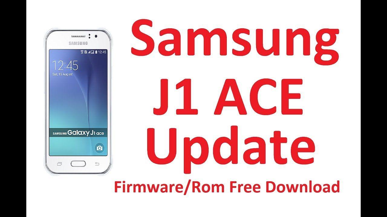 Samsung Galaxy J1 ACE [ J110H/DS ] Flash/Hang Logo