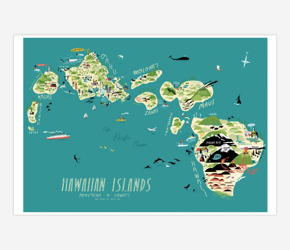 Hawaii Oahu Maui Map Island Hawaii Island Png Hawaii Azure Blue Brand Cloud In 2020 Maui Map Oahu Hawaii Island