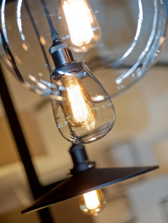 It\'s About RoMi Hanglamp Praag Zwart Glas Textielsnoer - Design ...