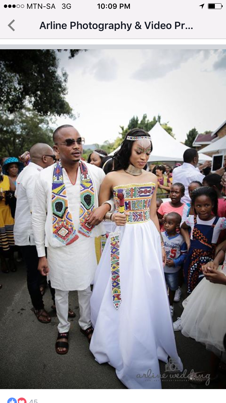 The beading is incredible Africa Fashion in Pinterest