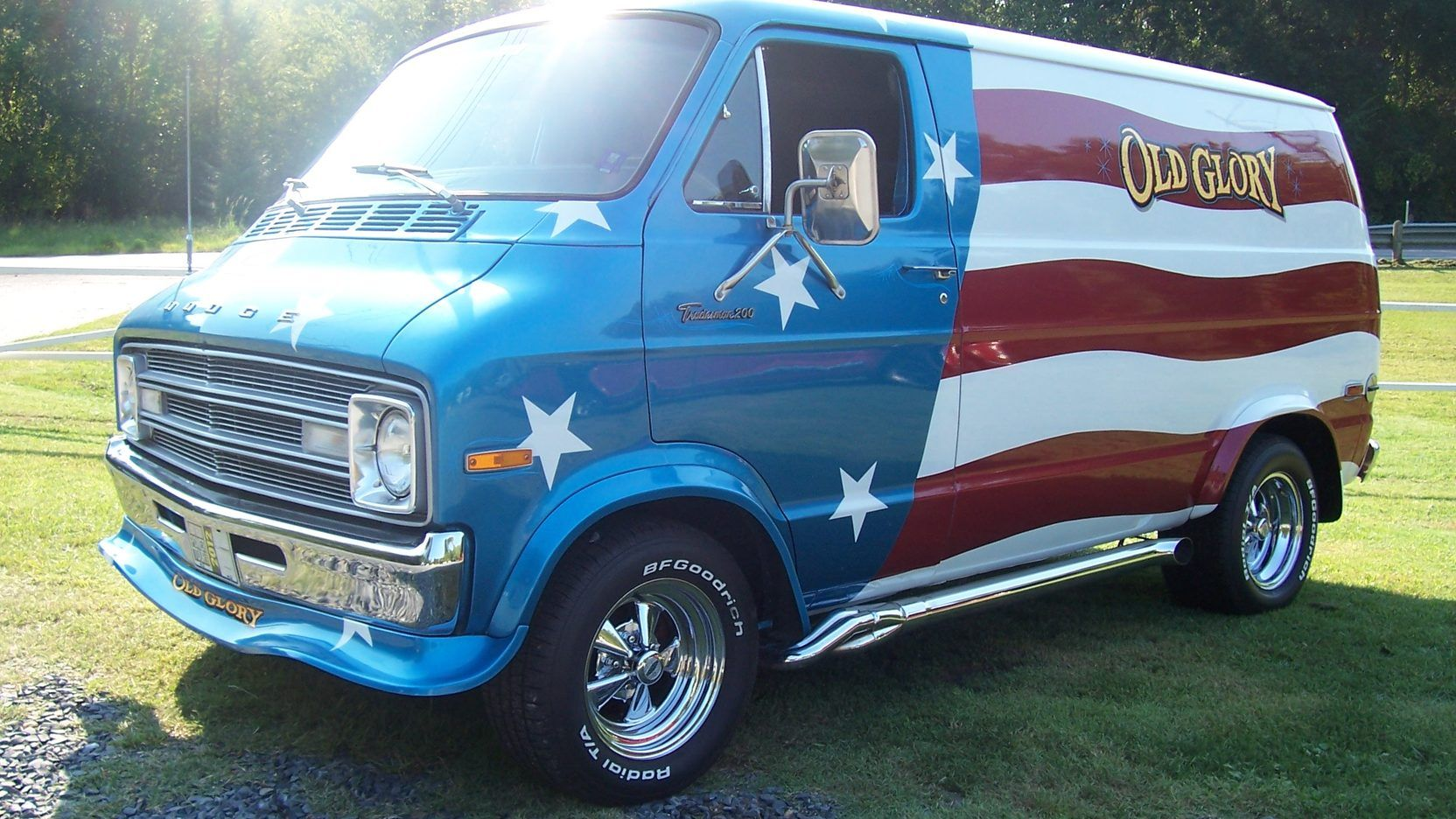 1977 Dodge Custom Van Presented As Lot T6 At Dallas Tx Custom