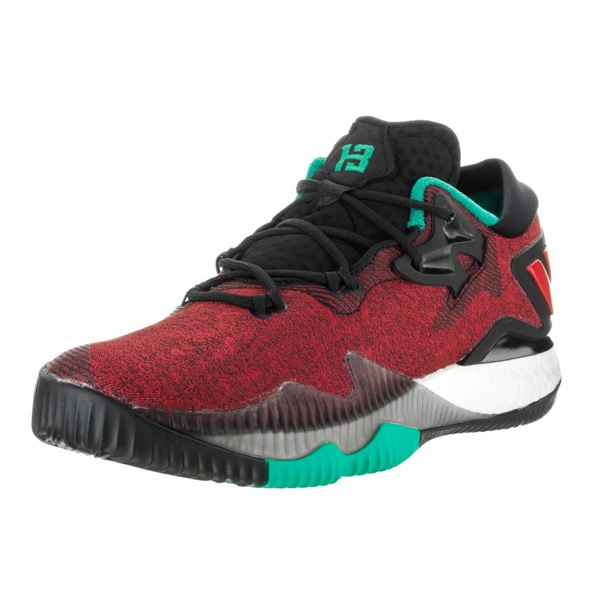 Adidas Men's 2016 Crazylight Boost Low-top Basketball Shoes