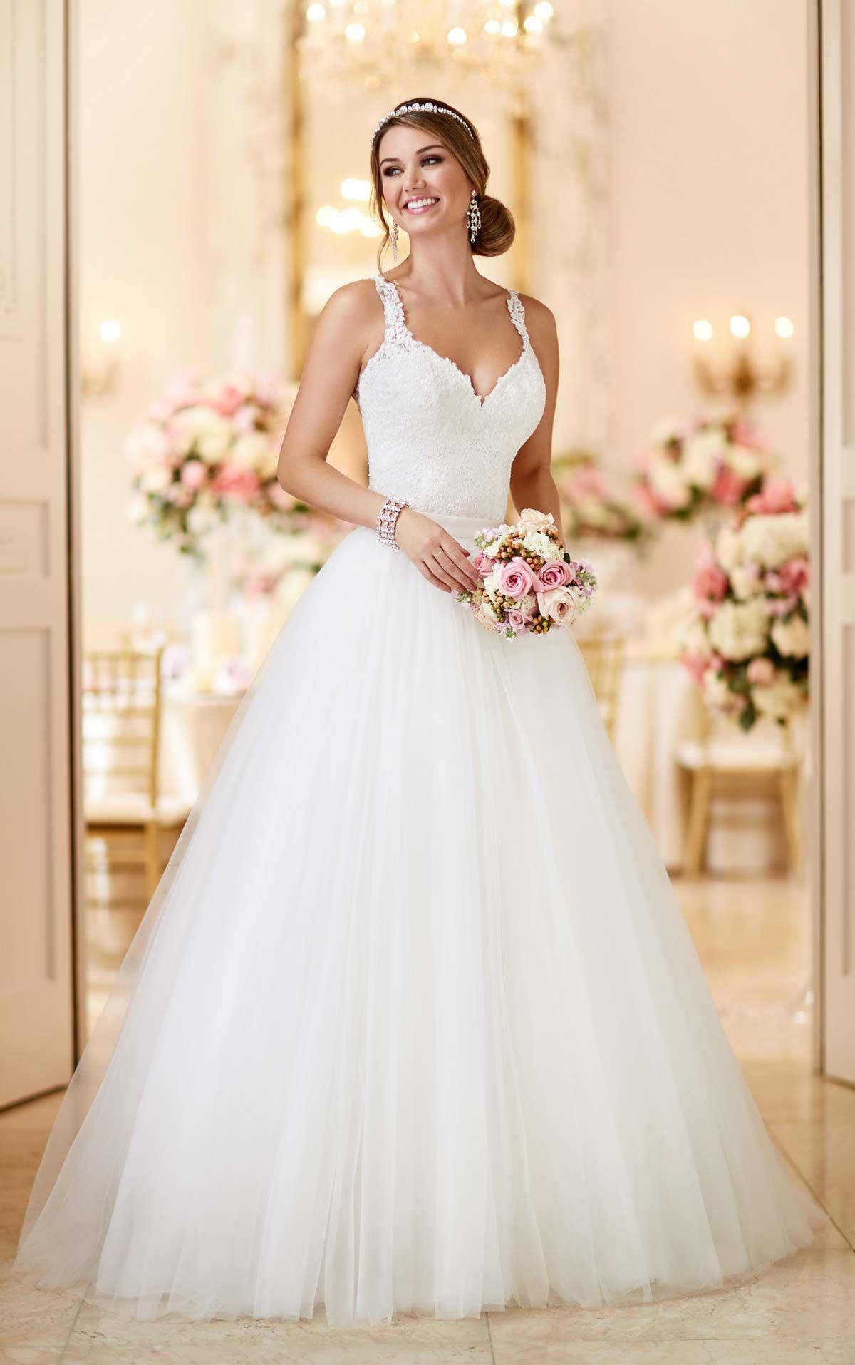 konvertierbares Brautkleid | Brautkleider, Hochzeitskleider und ...
