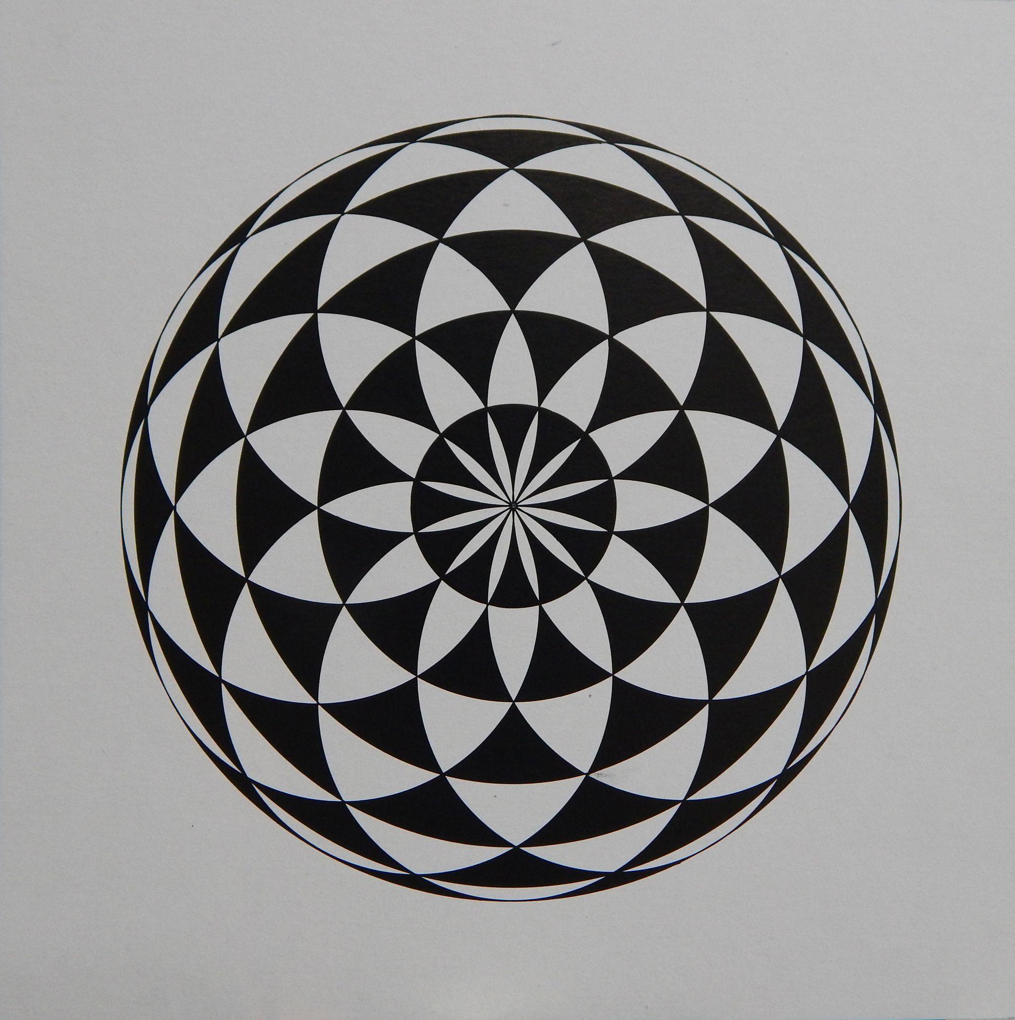 Resultado De Imagen Para Como Dibujar Mandalas Con Compas Como Dibujar Mandalas Dibujos Con Mandalas Dibujos