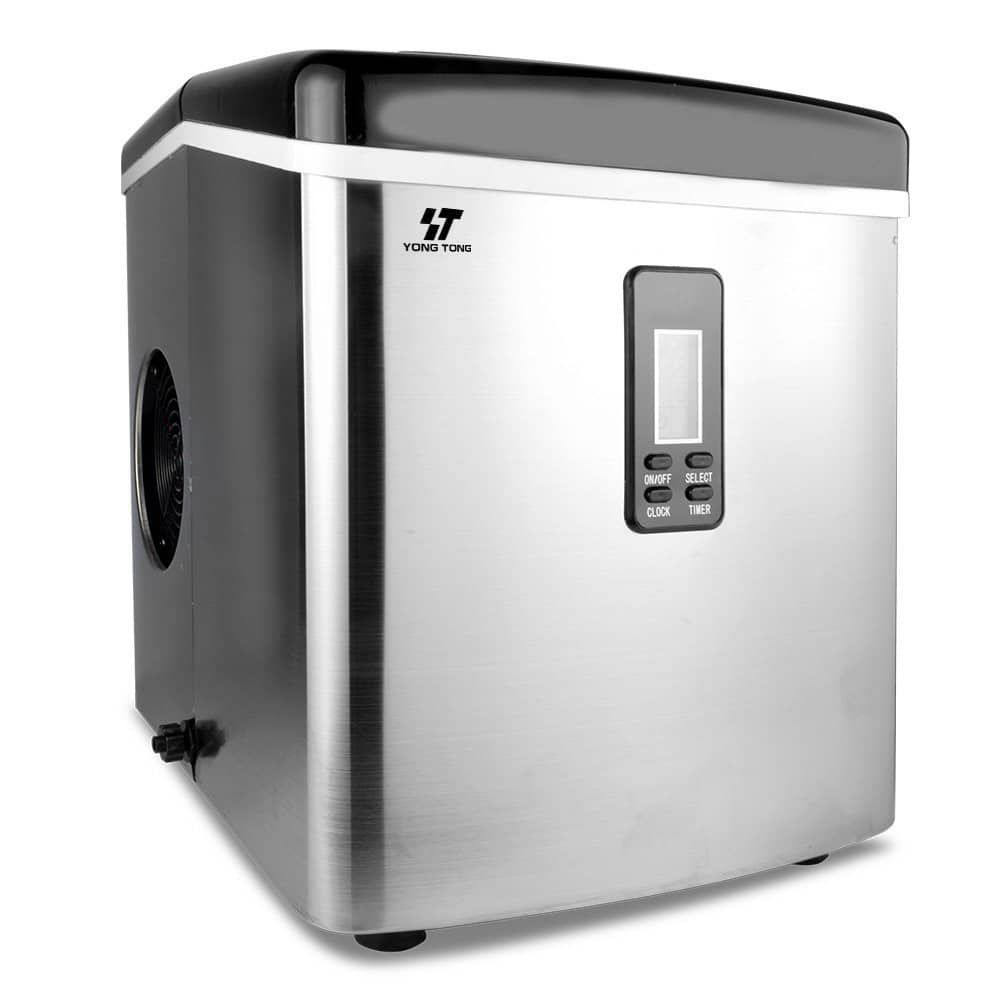 Top 10 Best Portable Ice Makers In 2020 Countertops Ice Washing Machine