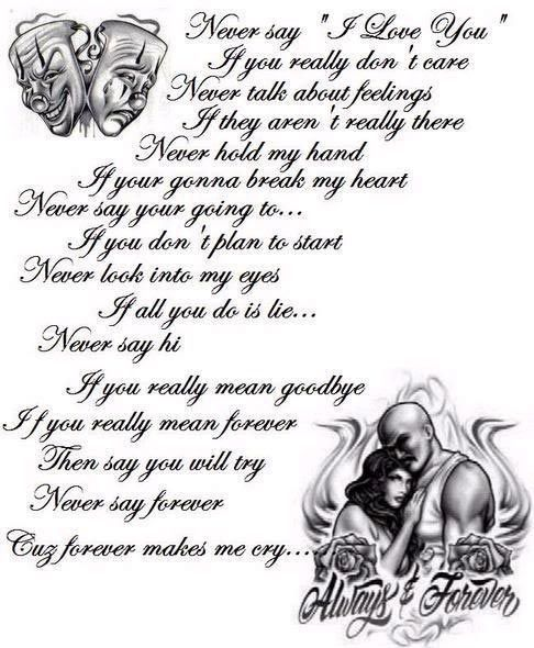 Juggalo Love Quotes Juggalo Gangster Quotes Love Poems Chicano