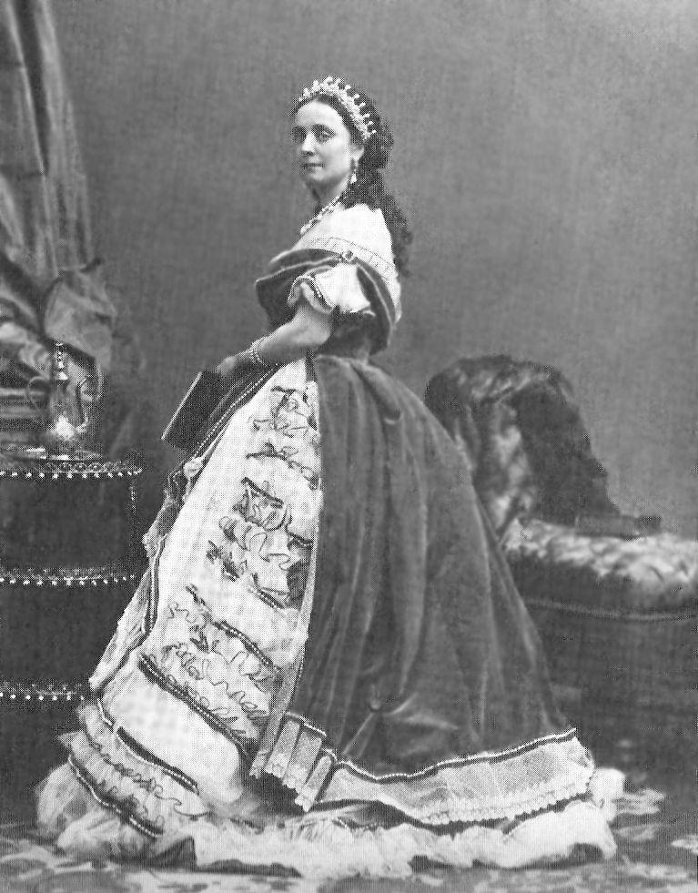1867 Laetitia Marie Wyse Bonaparte Princess Of Solmes And