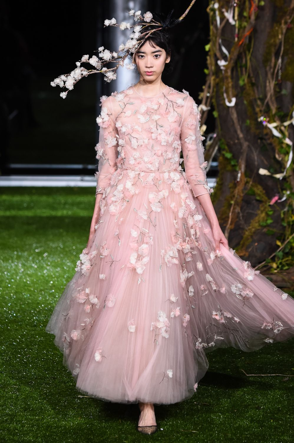 Dior+turns+Japanese+ | Haute Couture | Pinterest