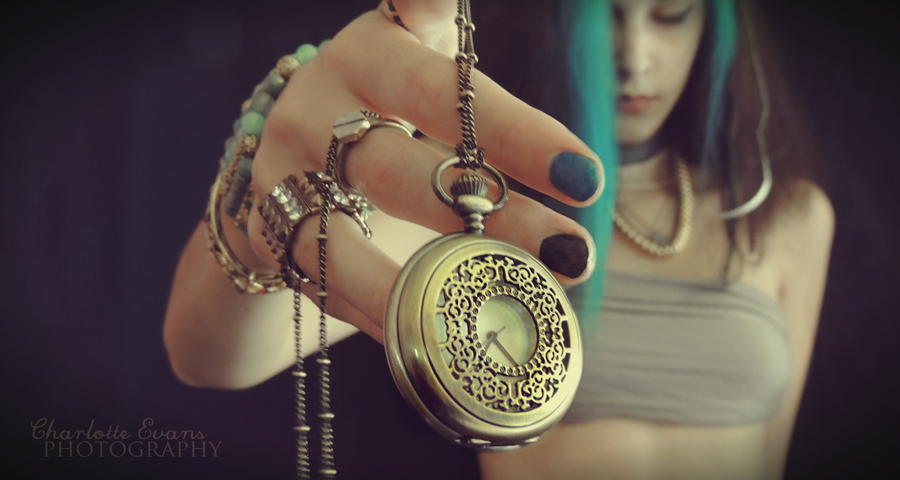 The Mermaid's Timepiece by LifeLustingDreamer.deviantart.com on @DeviantArt