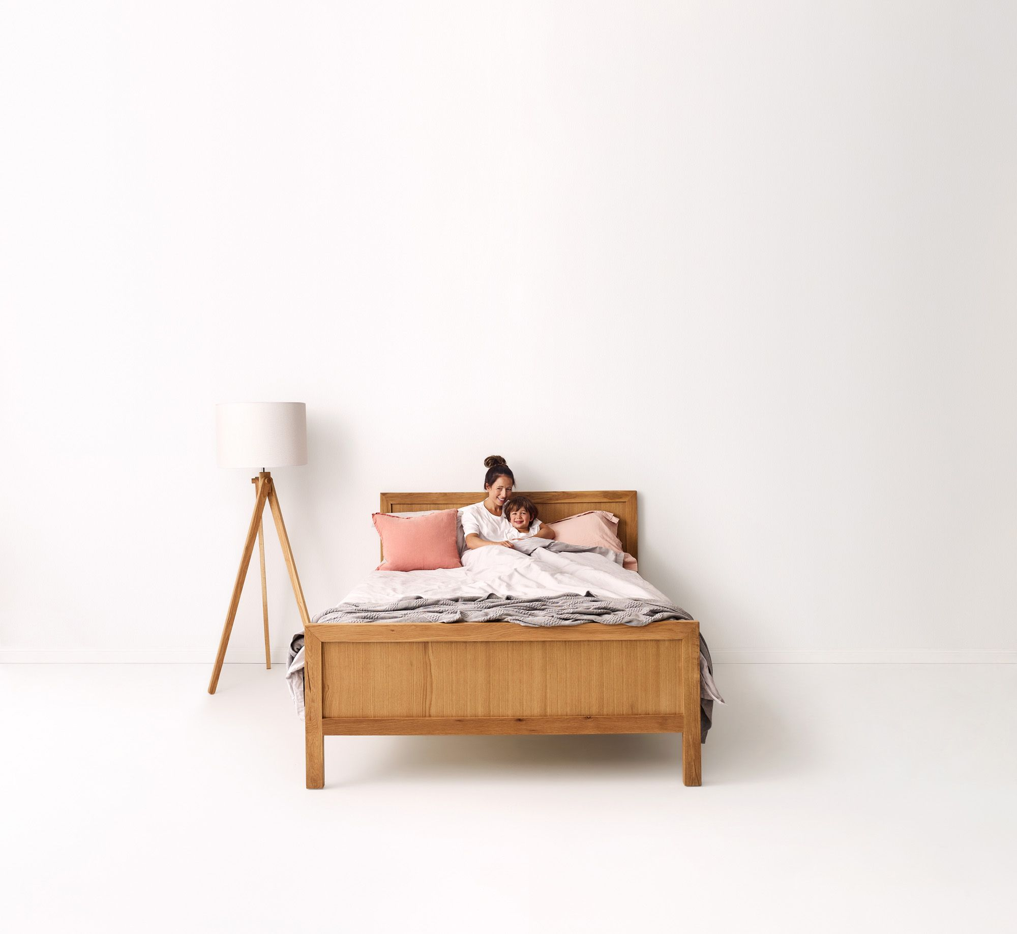 The Mojo Oak Queen Bed Available At Bedtime Interiordesign