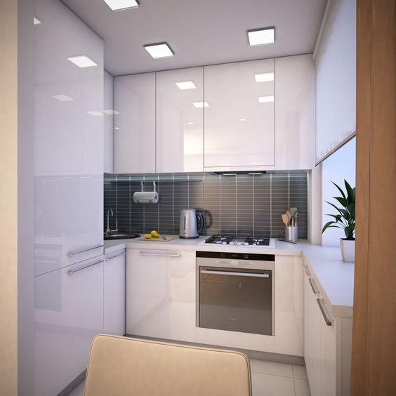Ideas para peque as cocinas cocinas peque as y bonitas for Cocinas modulares economicas