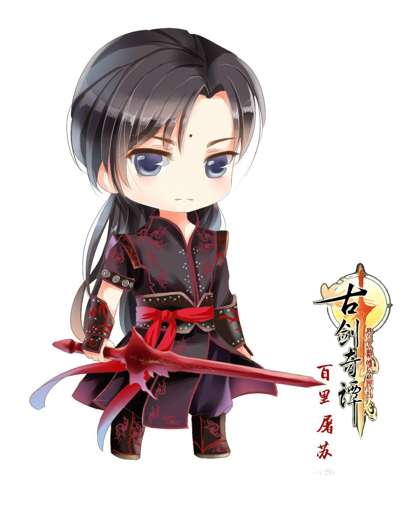 Legend_of_the_Ancient_Sword_gujianqitan_chibis_002
